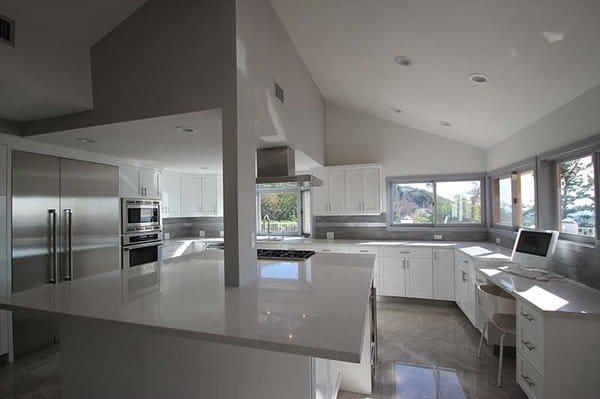 Wonderful Design Of White Shaker Kitchen Design Ideas