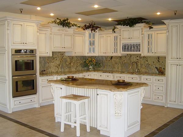 Antique White Design Kitchens