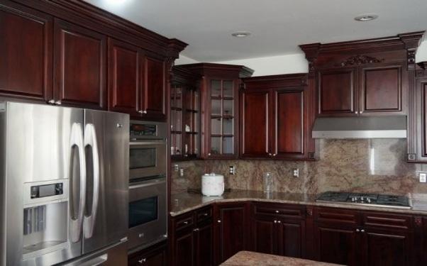 are american walnut cabinets still popular