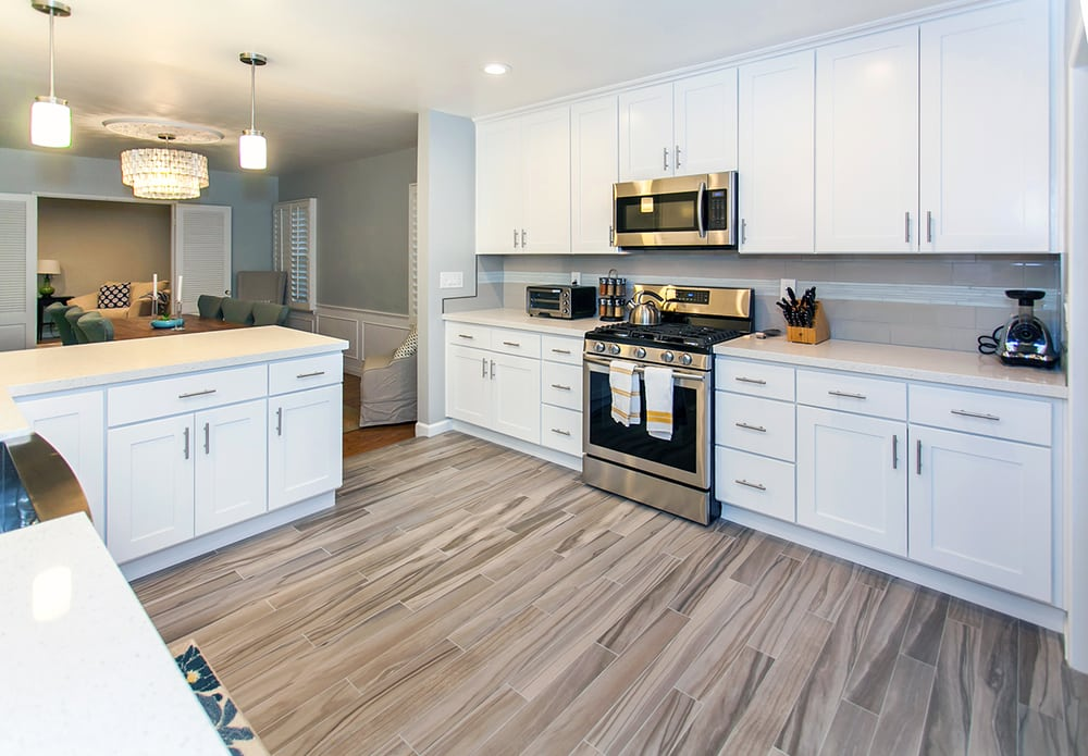 How White Shaker Cabinets Improve Your Home Value Best