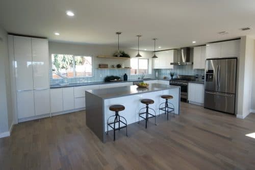 white kitchen cabinets show dirt 9 cabinet ideas for a low maintenance kitchen best 28922