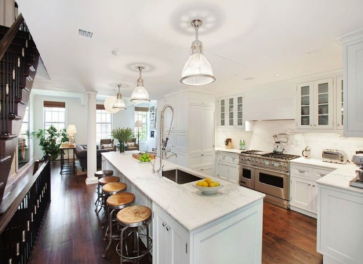 Forget the Triangle - New Kitchen Planning With Work Zones - Best ...