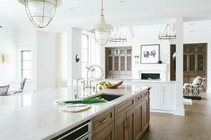 will a kitchen island fit in your home design best