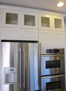 This Could Look Fantastic In Theory But The 18 Inch Tall Cabinets Are  Usually Placed Above Refrigerators Or Sinks Or Stoves.