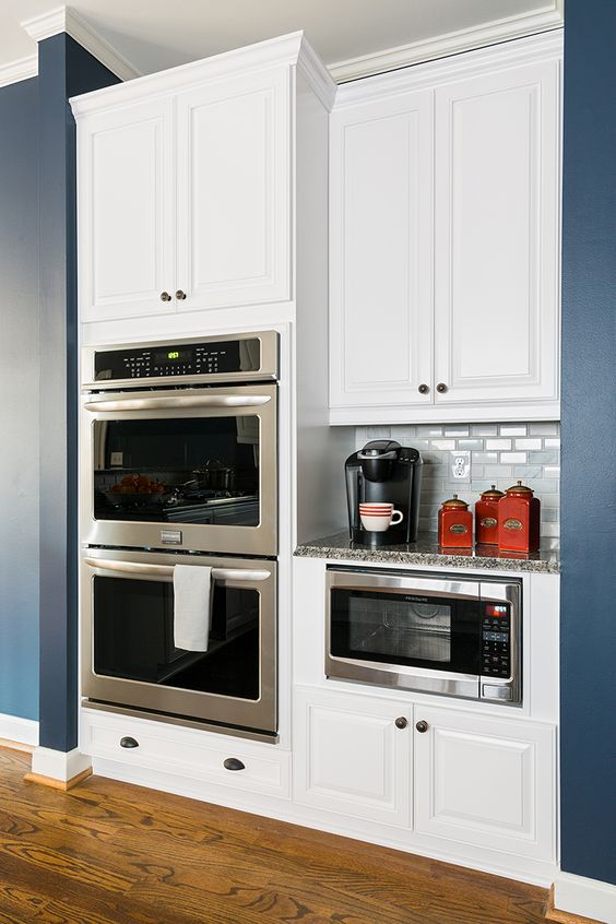 double oven kitchen cabinet oven arrangements best cabinets 6921