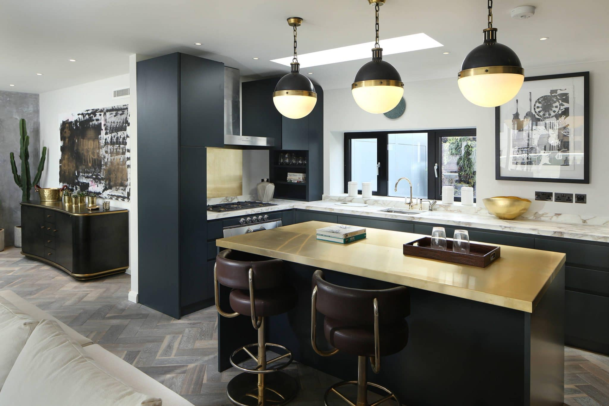 Kitchen Trends Of 2017 Part V Flooring Sinks Best