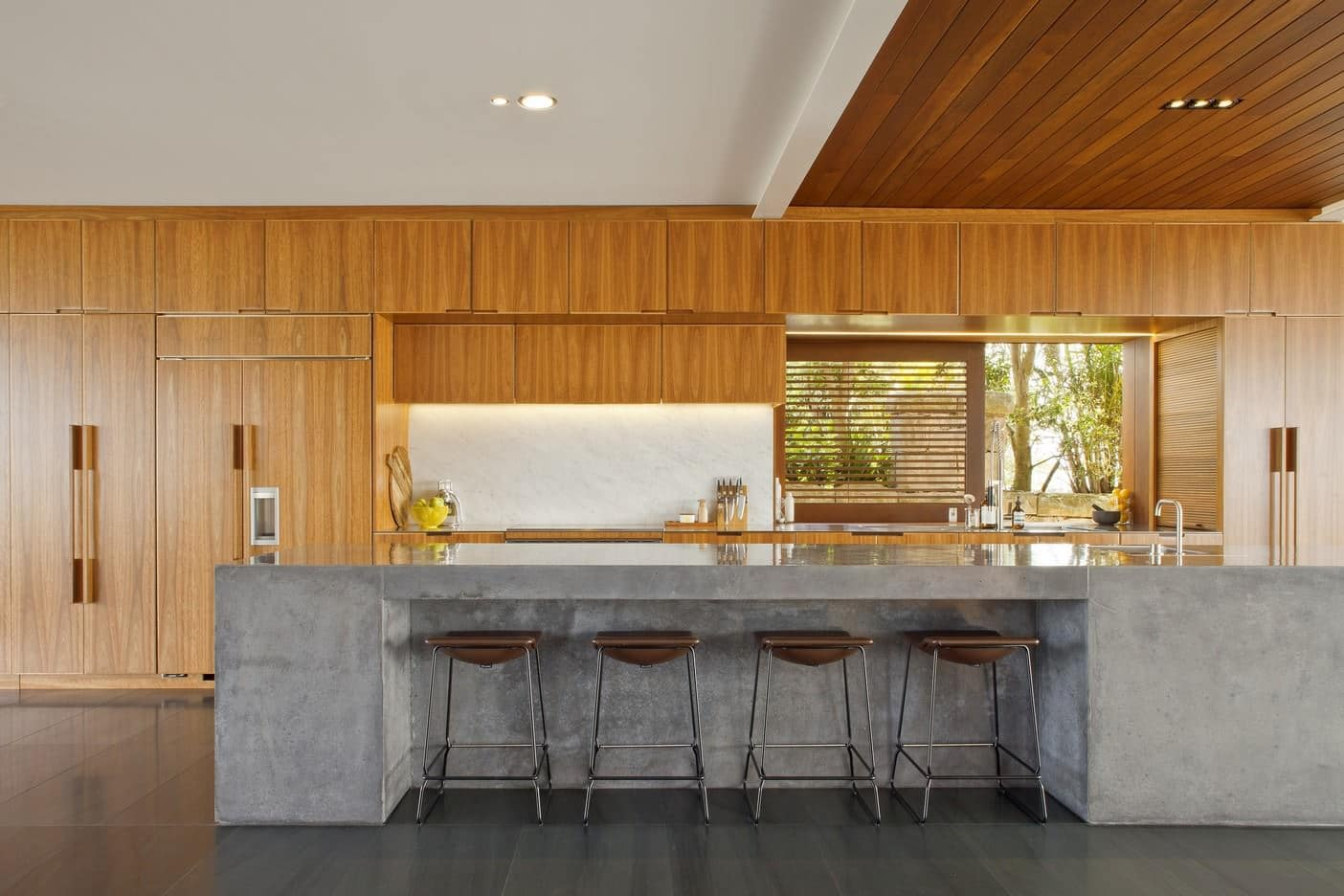 At Home: The Concrete Cause