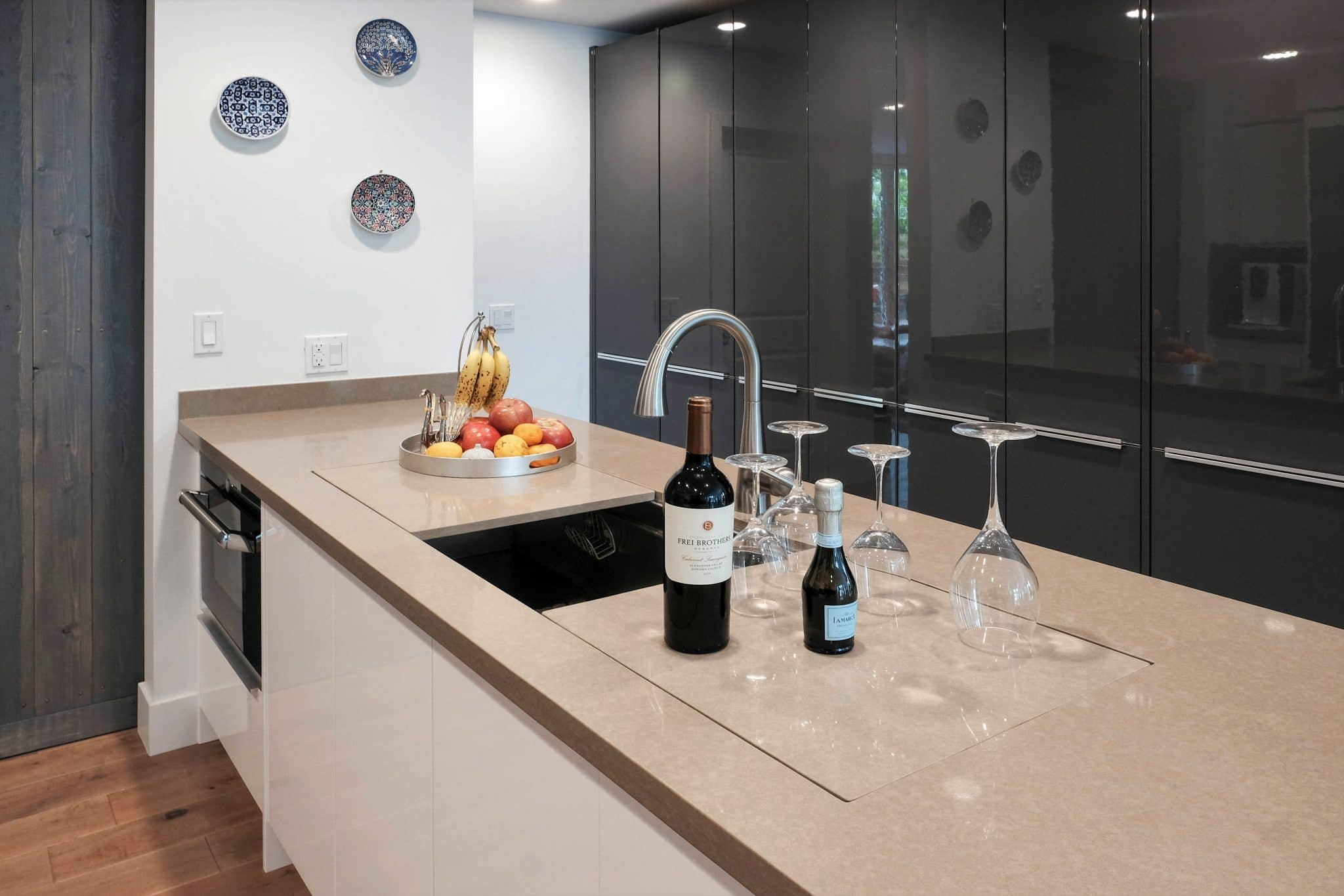 Everything About Slab Cabinet Doors AKA European Style ...