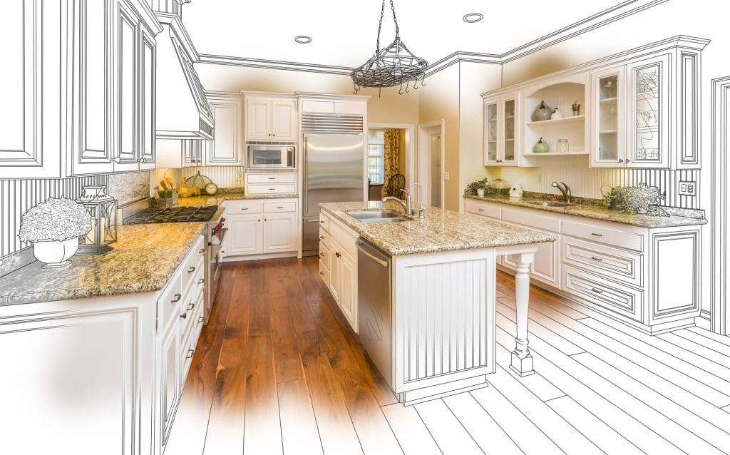 Kitchen layout is key mastering your own design best online cabinets for Home renovation design software free