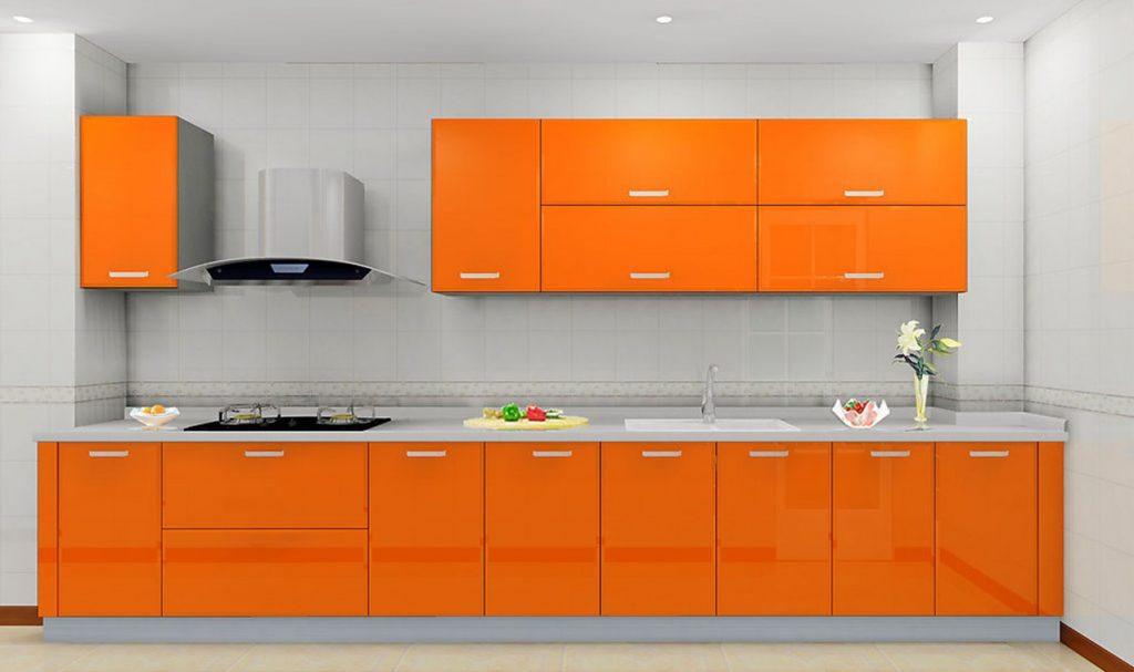 Kitchen Design Ideas Orange Kitchen Cabinets