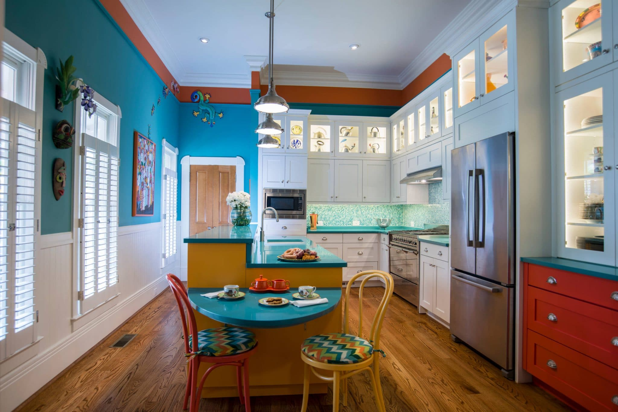 Best Colors to Use for Kitchen Cabinets - Best Online Cabinets