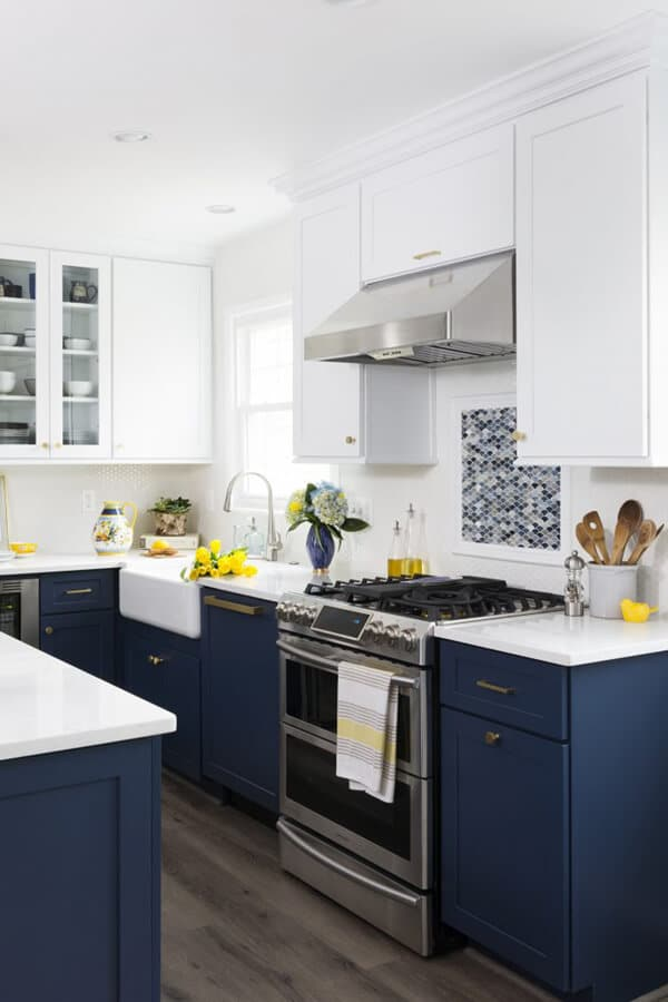 Color Trends for Kitchens 2019