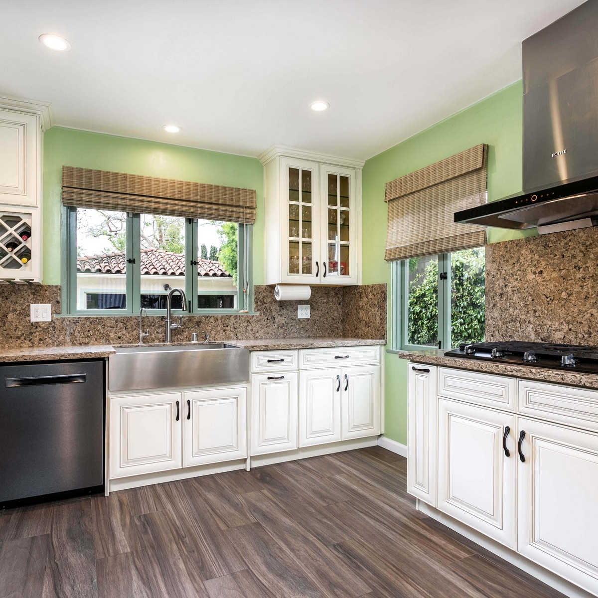 10 Budget Kitchen Ideas with White Shaker Cabinets in 2020 ...