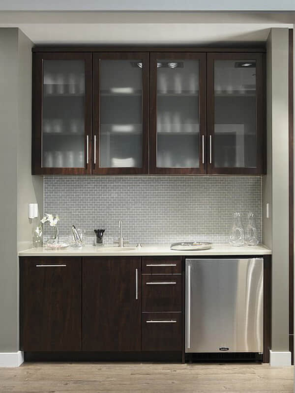 Design Idea - European Style Wet Bar